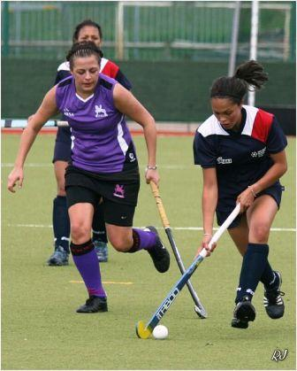 NMMU Madibaz Ladies vs Rhodes 2011